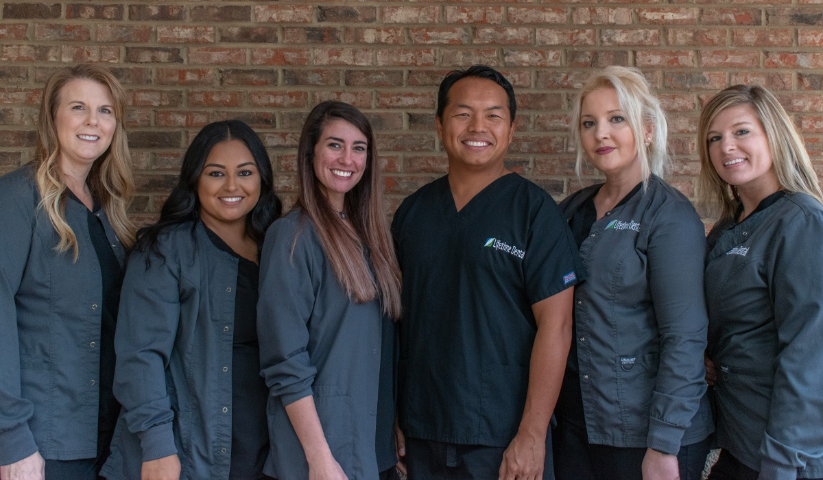 The Lifetime Dental team